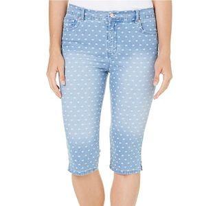 Gloria Vanderbilt Amanda Marbella Wash Jeans 10